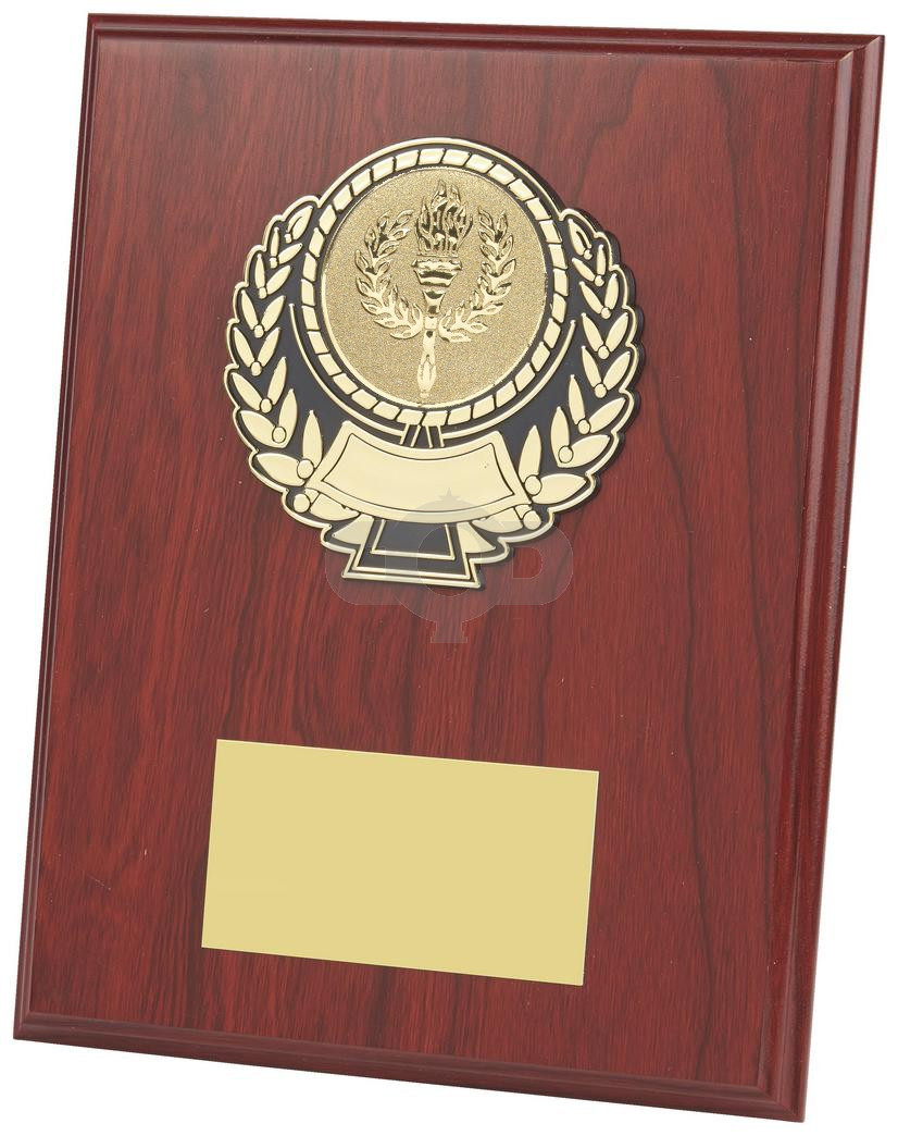 Wood Effect Plaque Award