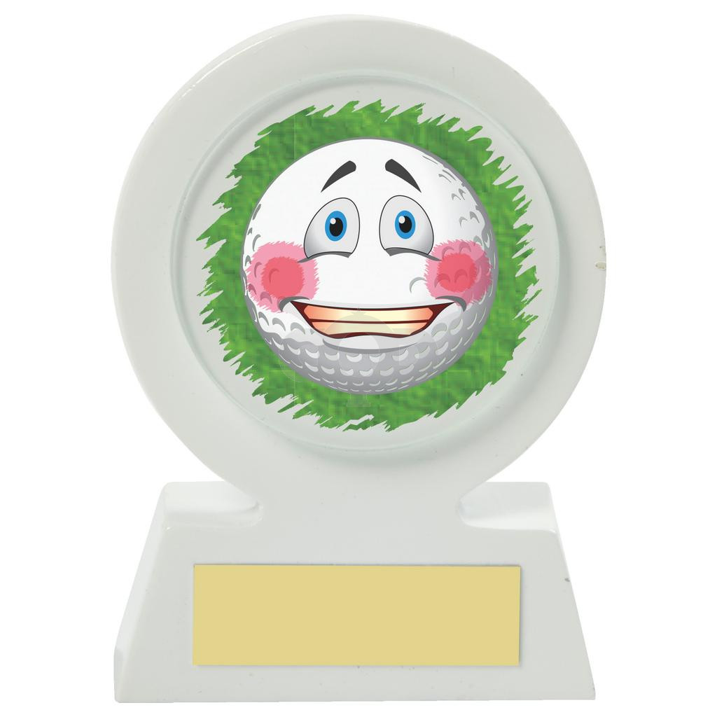 Resin Golf Collectable - Embarrassed