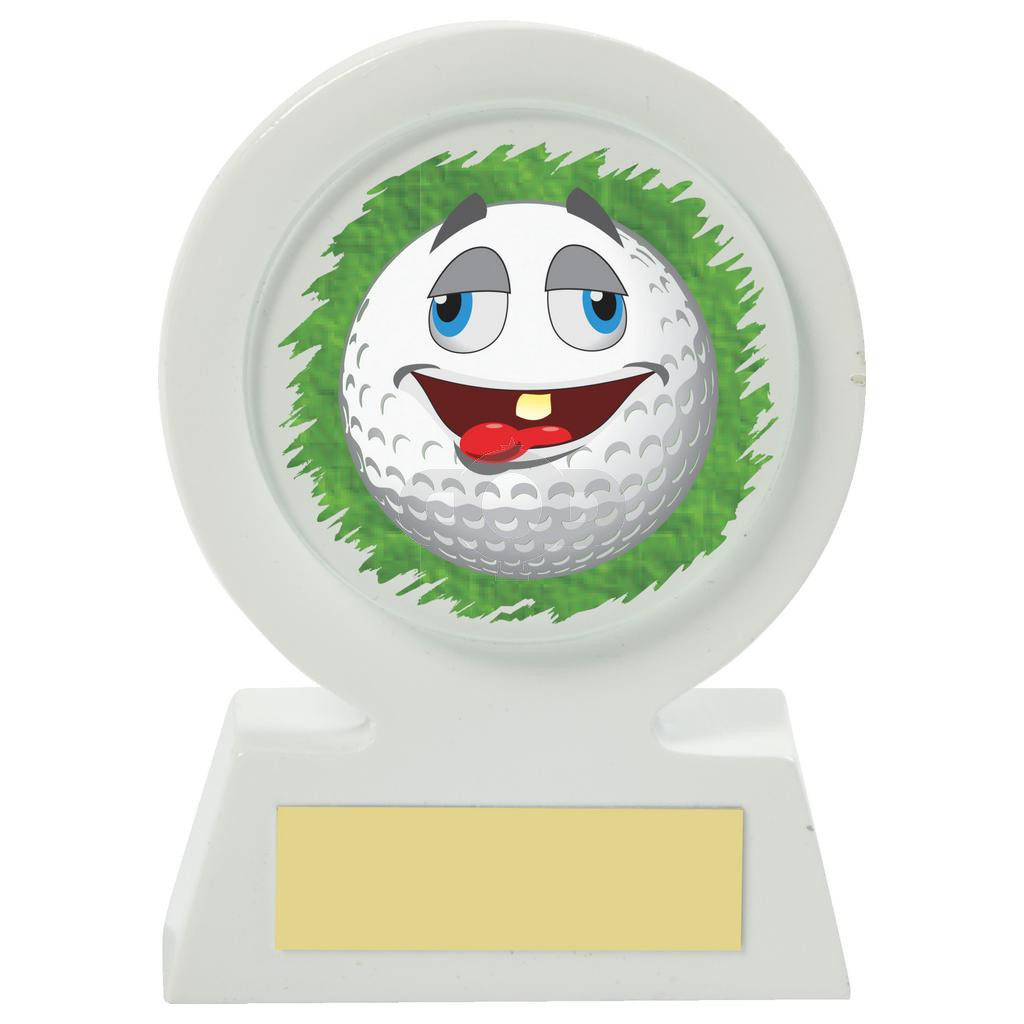 Resin Golf Collectable - Chilled