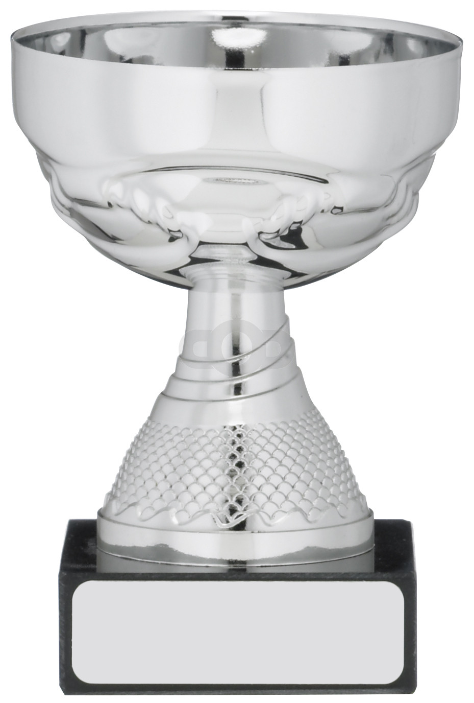 Silver Trophy on Marble Base