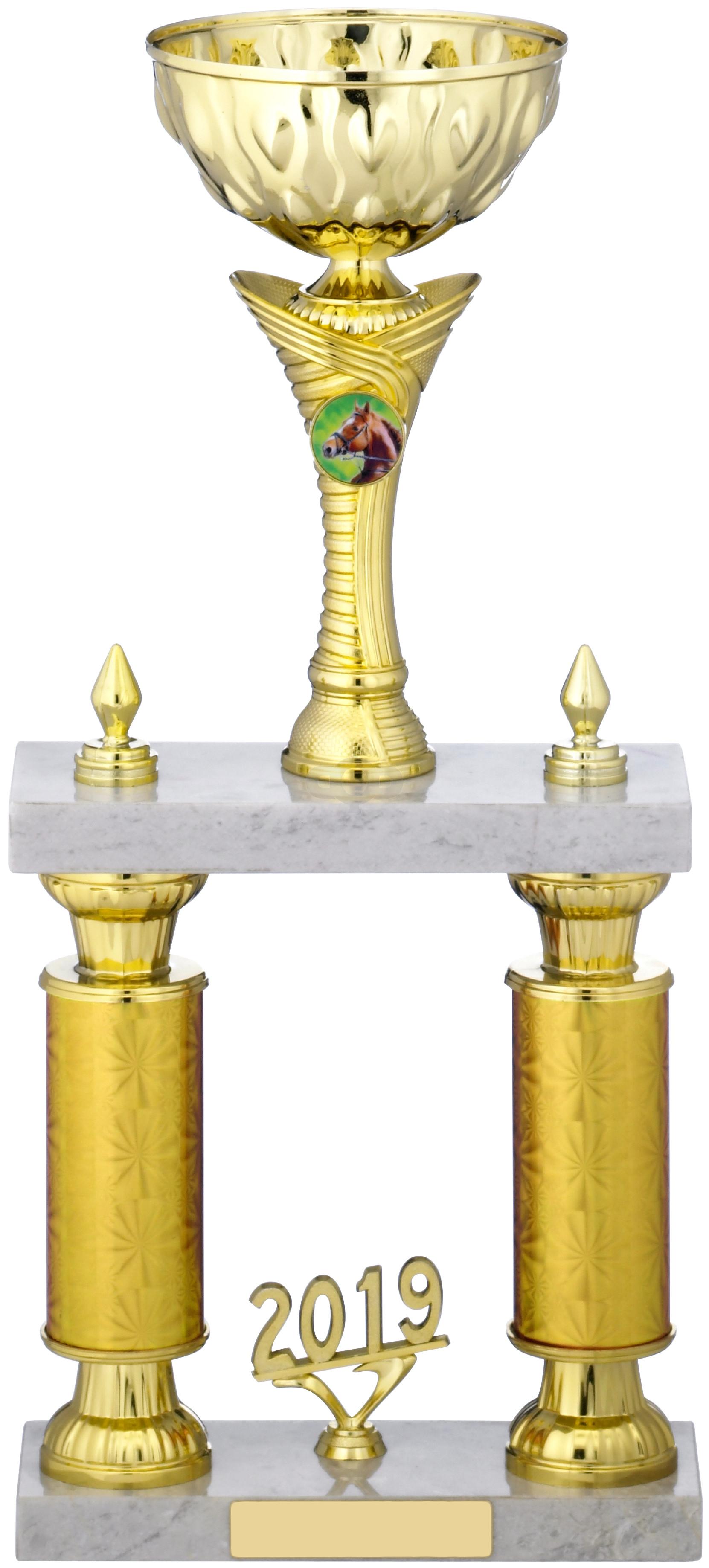 Gold Tube Trophy