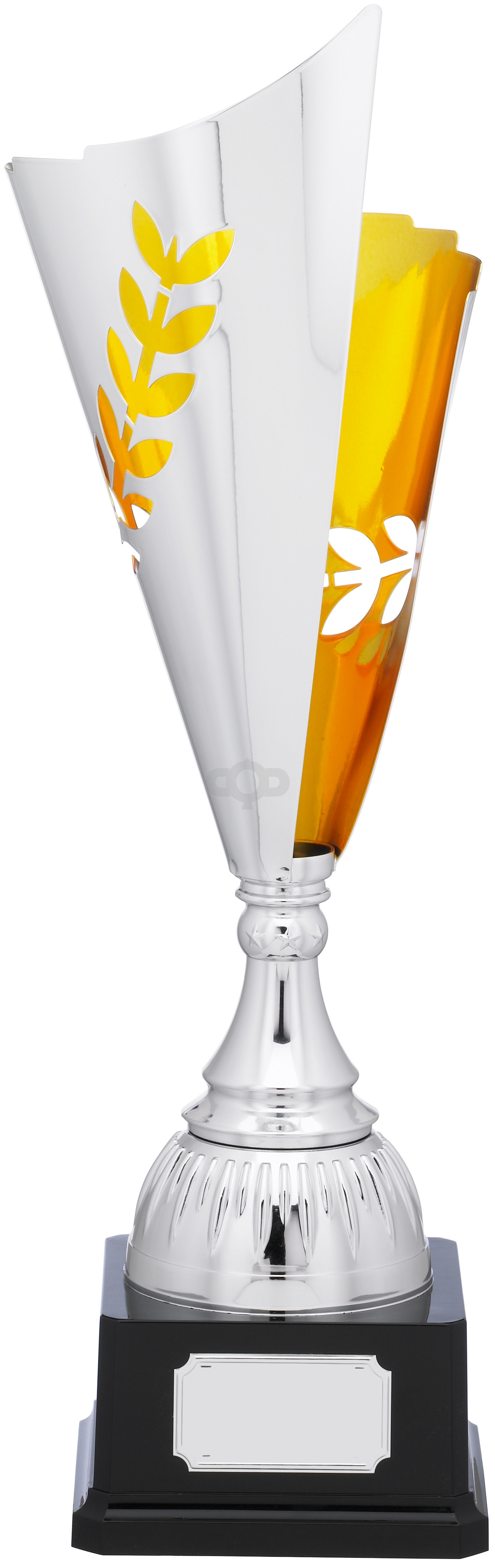 Silver Gold Trophy