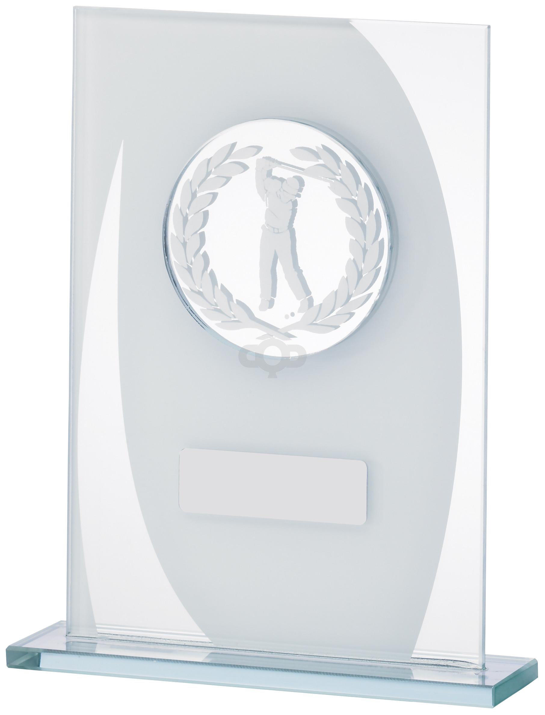 Male Golf Glass Award