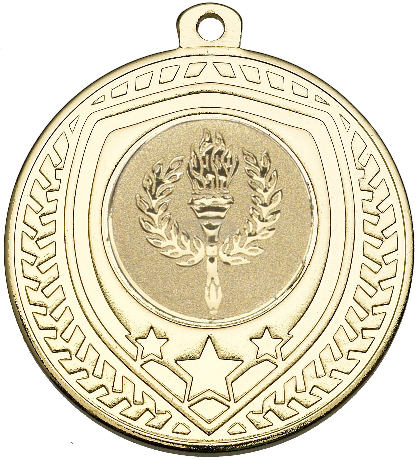 Gold Shield Medal