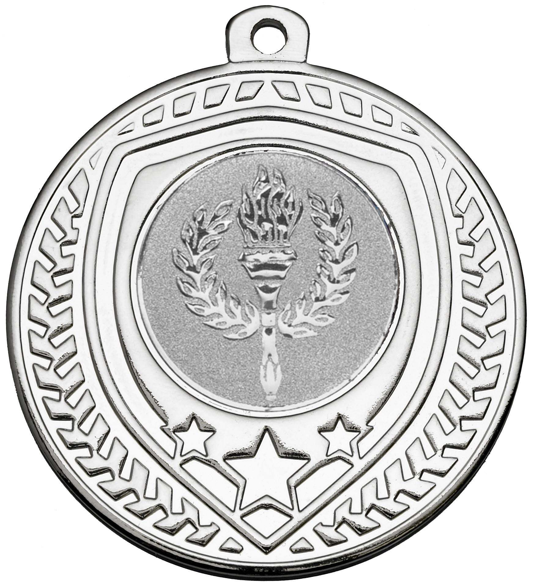 Silver Shield Medal