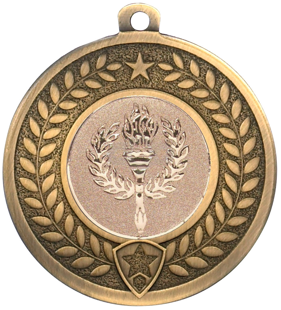 Bronze Wreath Medal