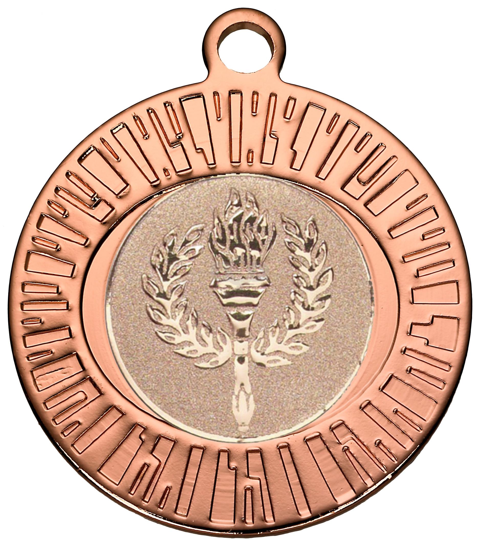Bronze Base Medal