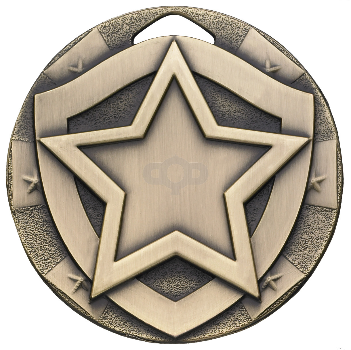 Star Mini Shield Medal