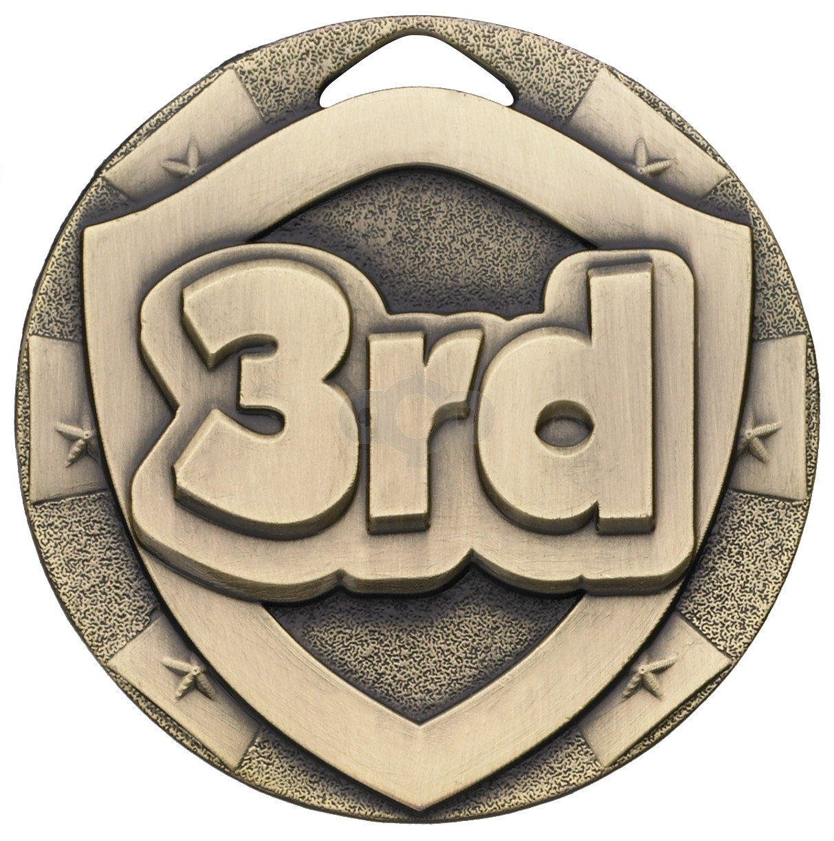 3rd Mini Shield Medal