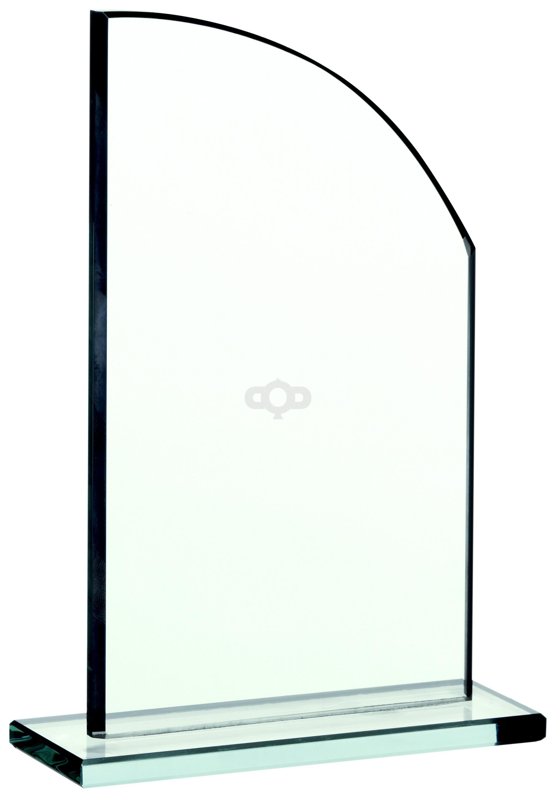 Glass Plaque Award