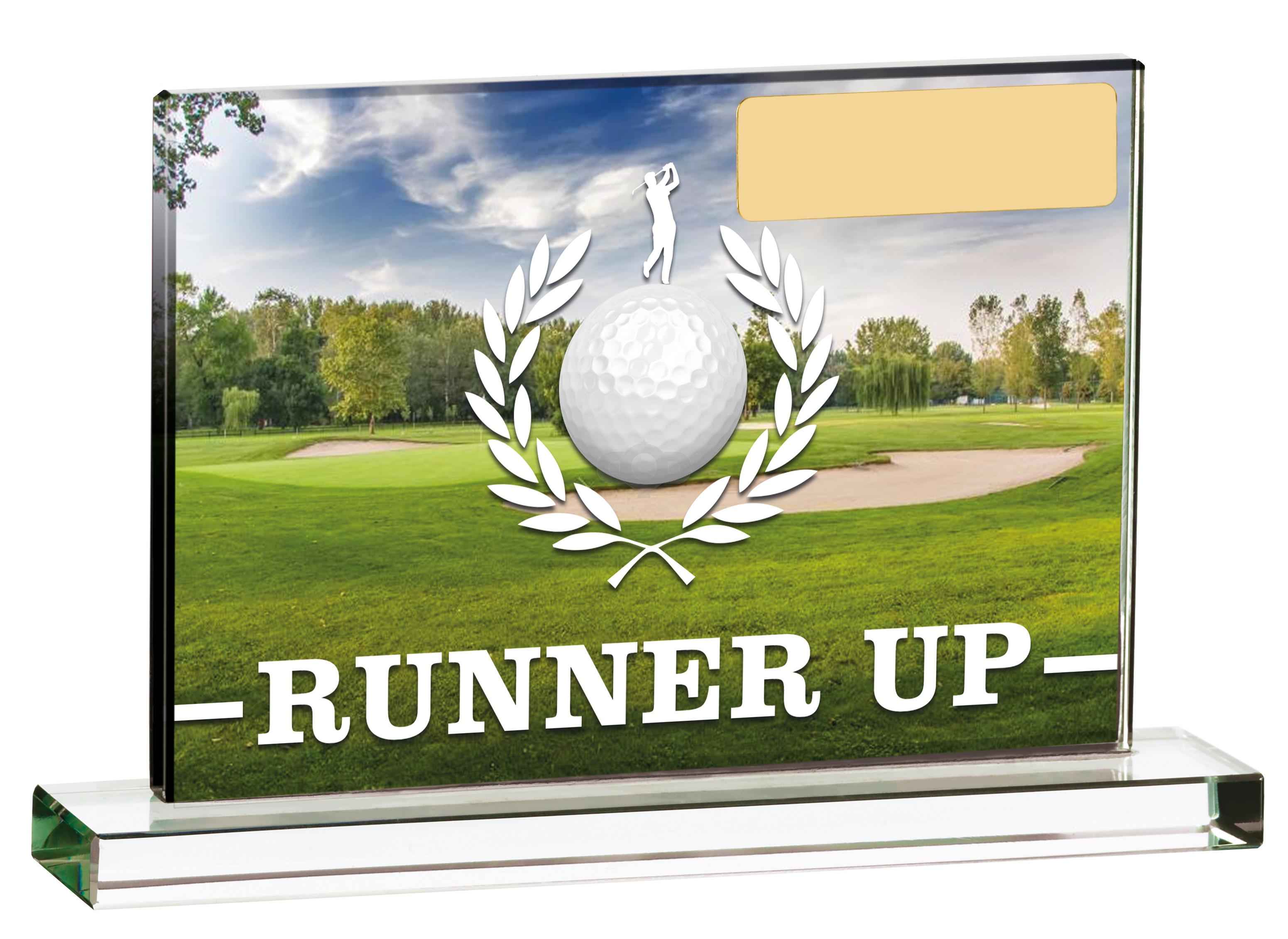 Golf Scene Runner Up