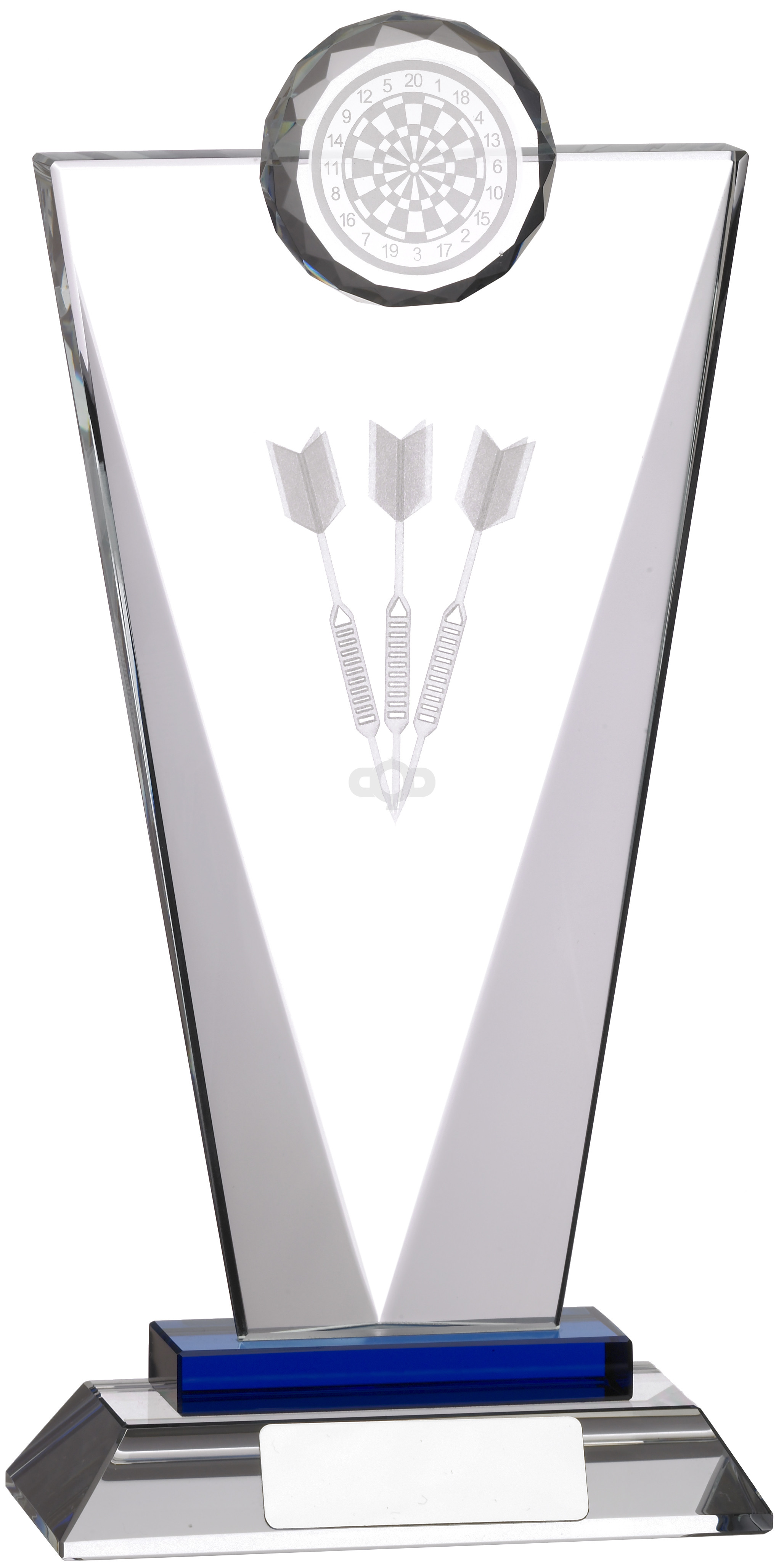 Glass Darts Award