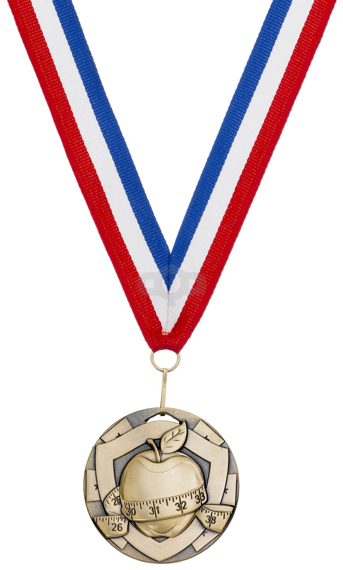 Slimming Medal On Ribbon