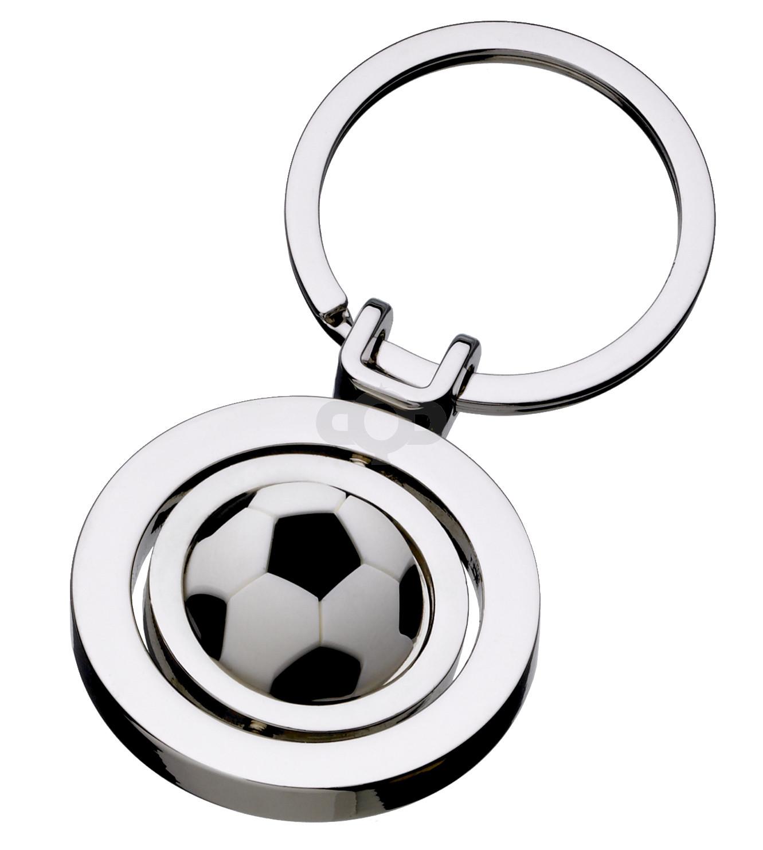 Football Spinner Keyring