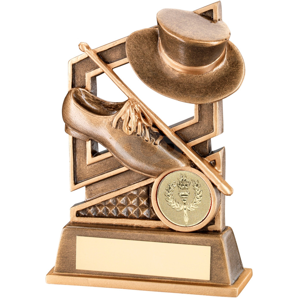 Tap Dance Diamond Series Trophy