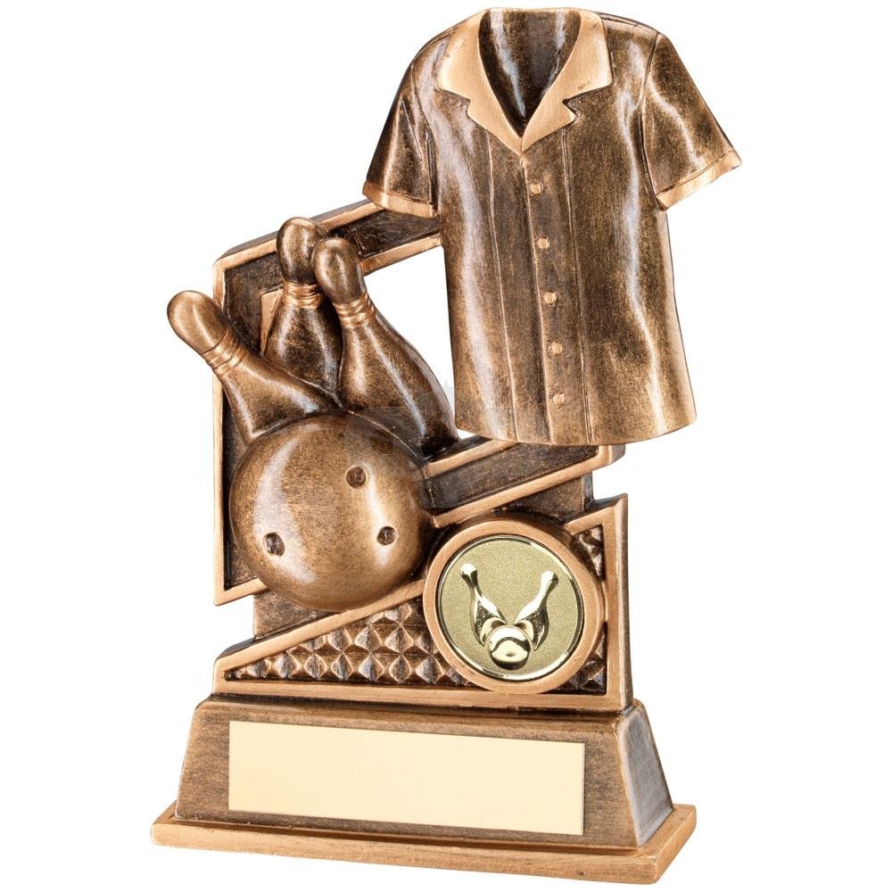Ten Pin Diamond Series Trophy