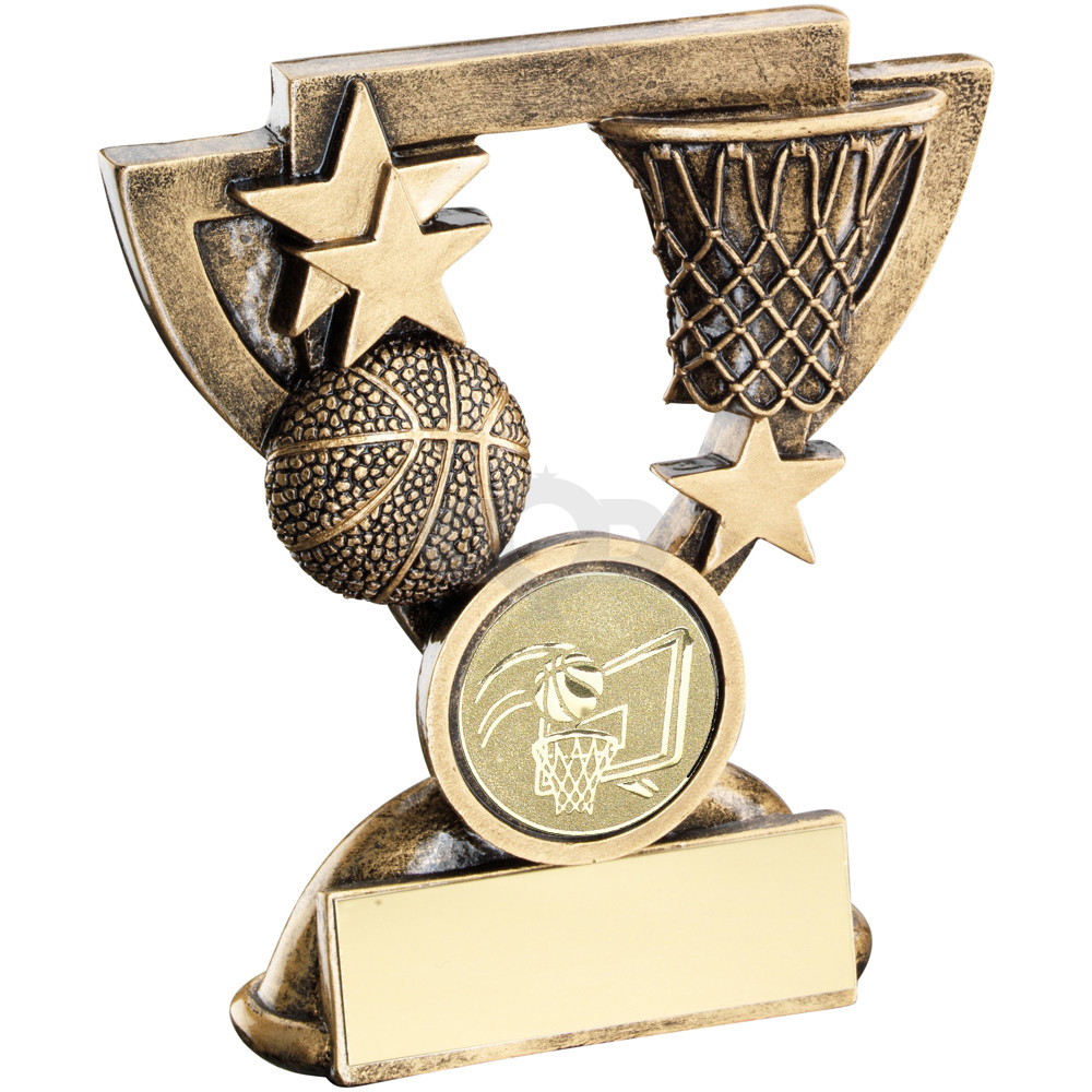 Basketball Mini Cup Trophy