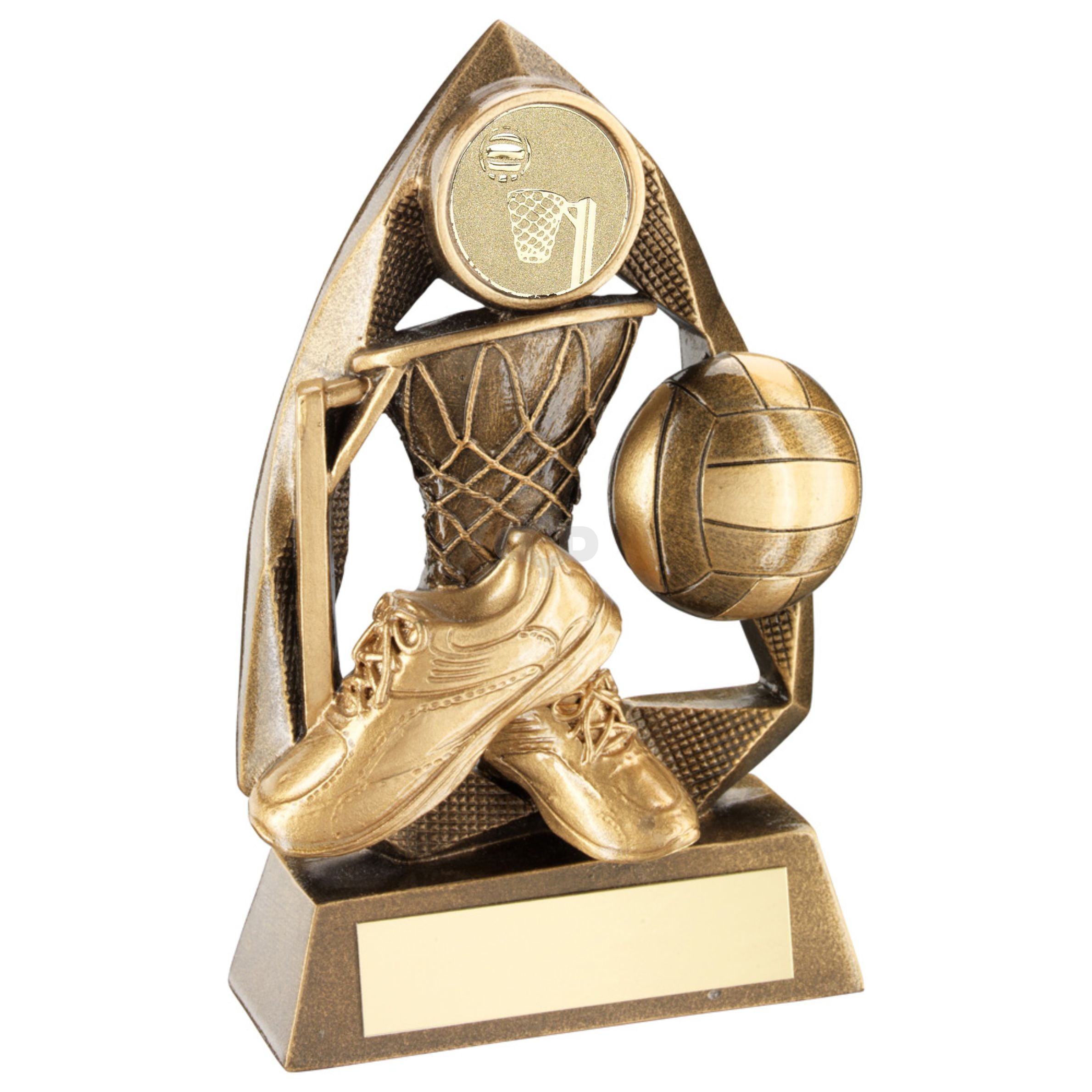Netball Diamond Collection Trophy