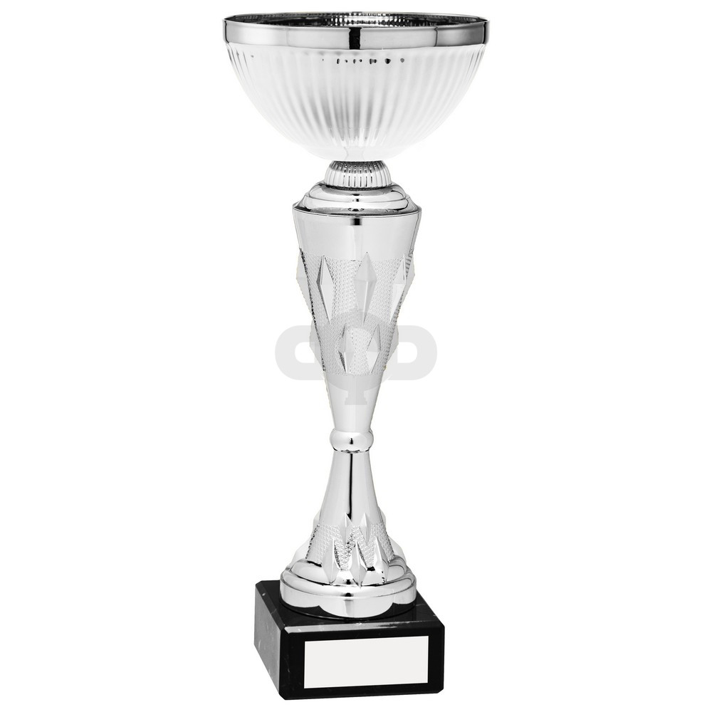 Silver Diamond Stem Trophy