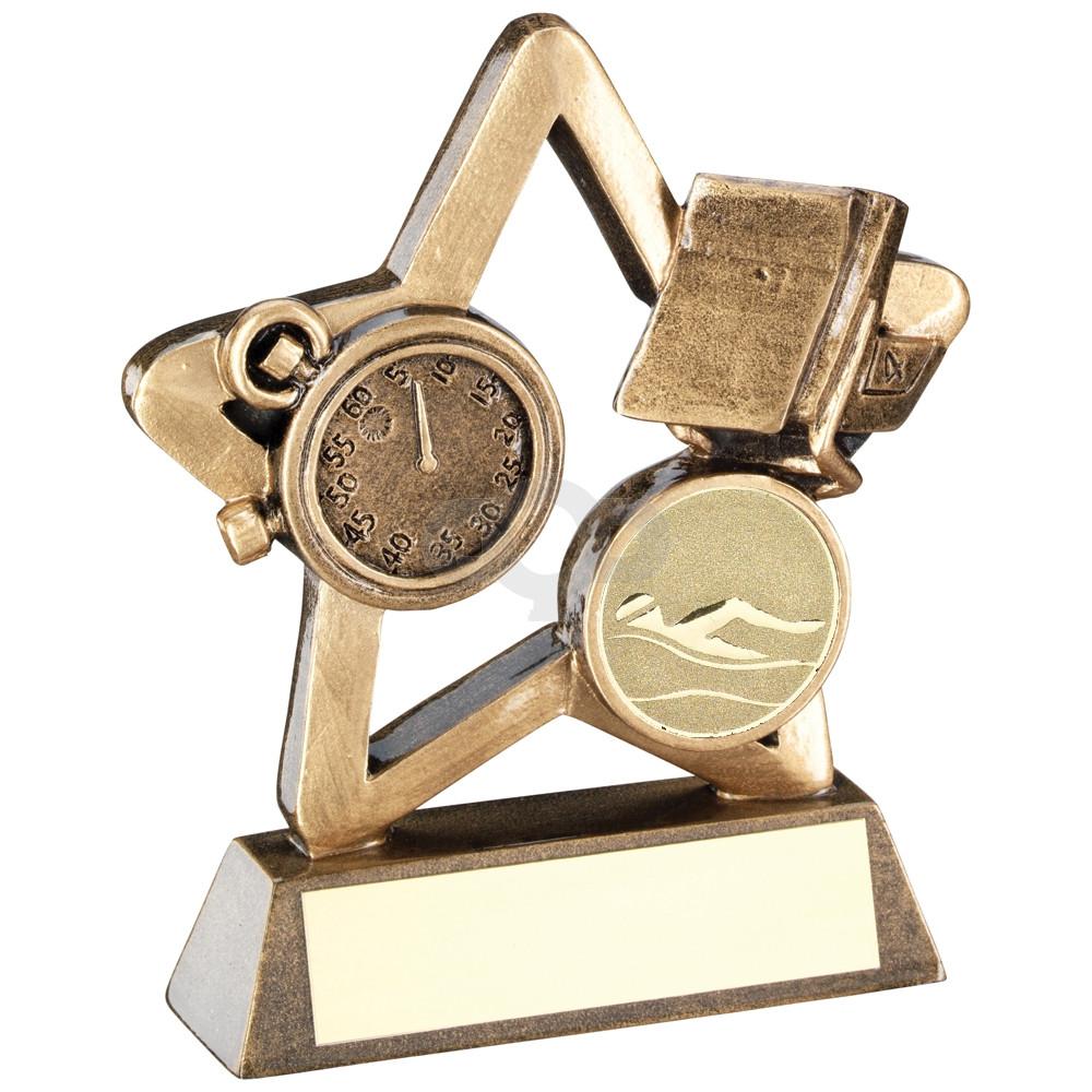 Swimming Mini Star Trophy