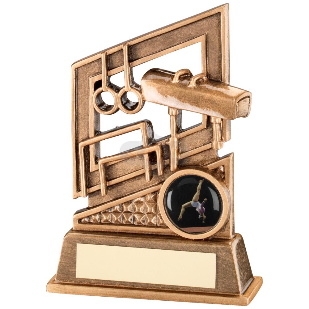 Gymnastics Diamond Series Trophy