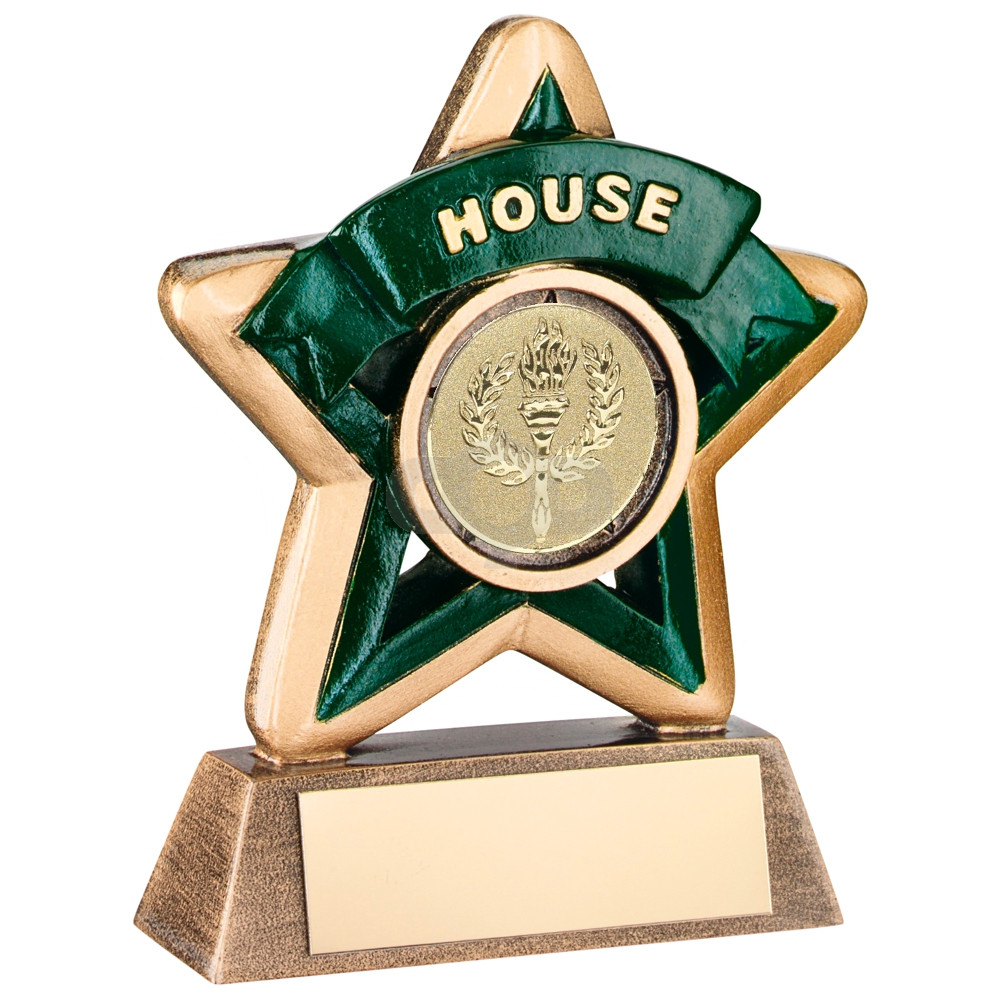 Mini Star 'House' Trophy