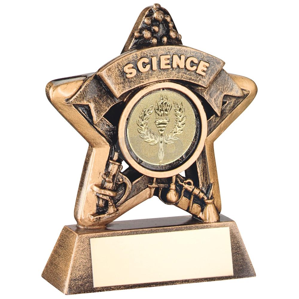 Mini Star 'Science' Trophy