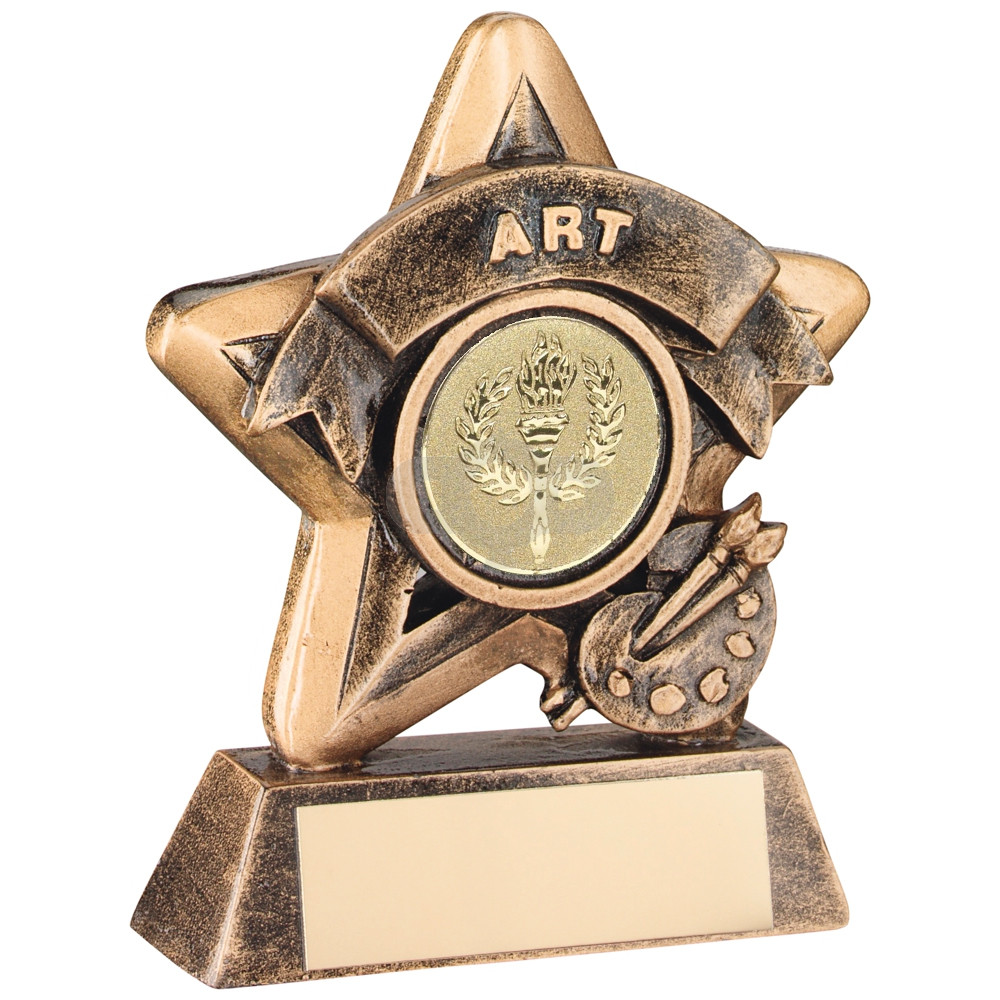 Mini Star 'Art' Trophy