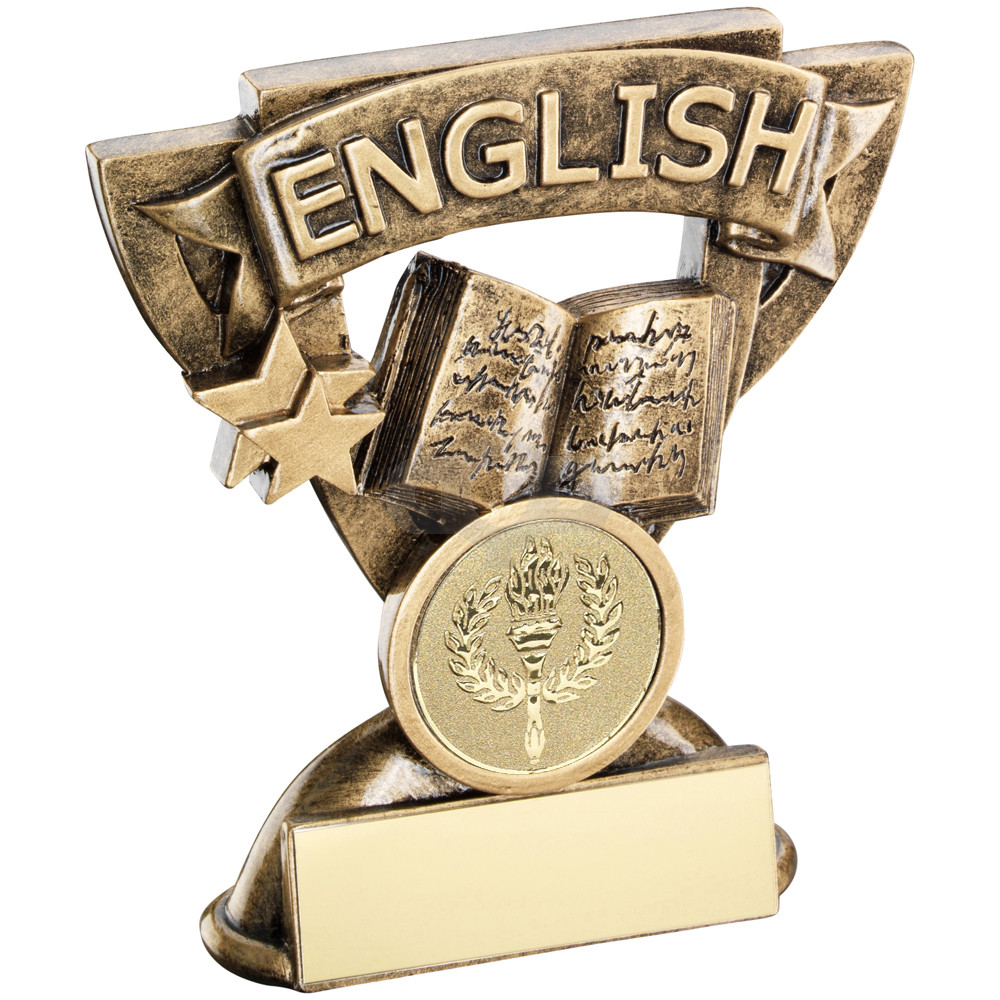 English Mini Cup Trophy