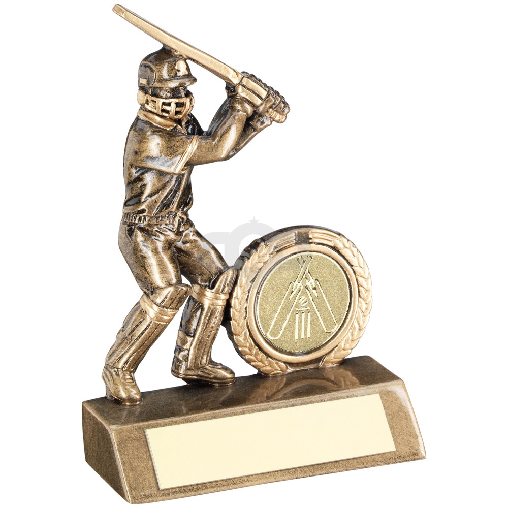 Mini Cricket Batsman Trophy