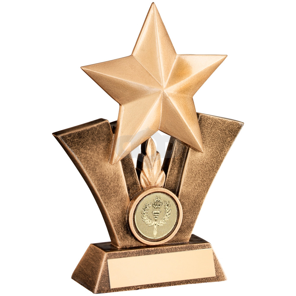 Generic Star Resin Trophy