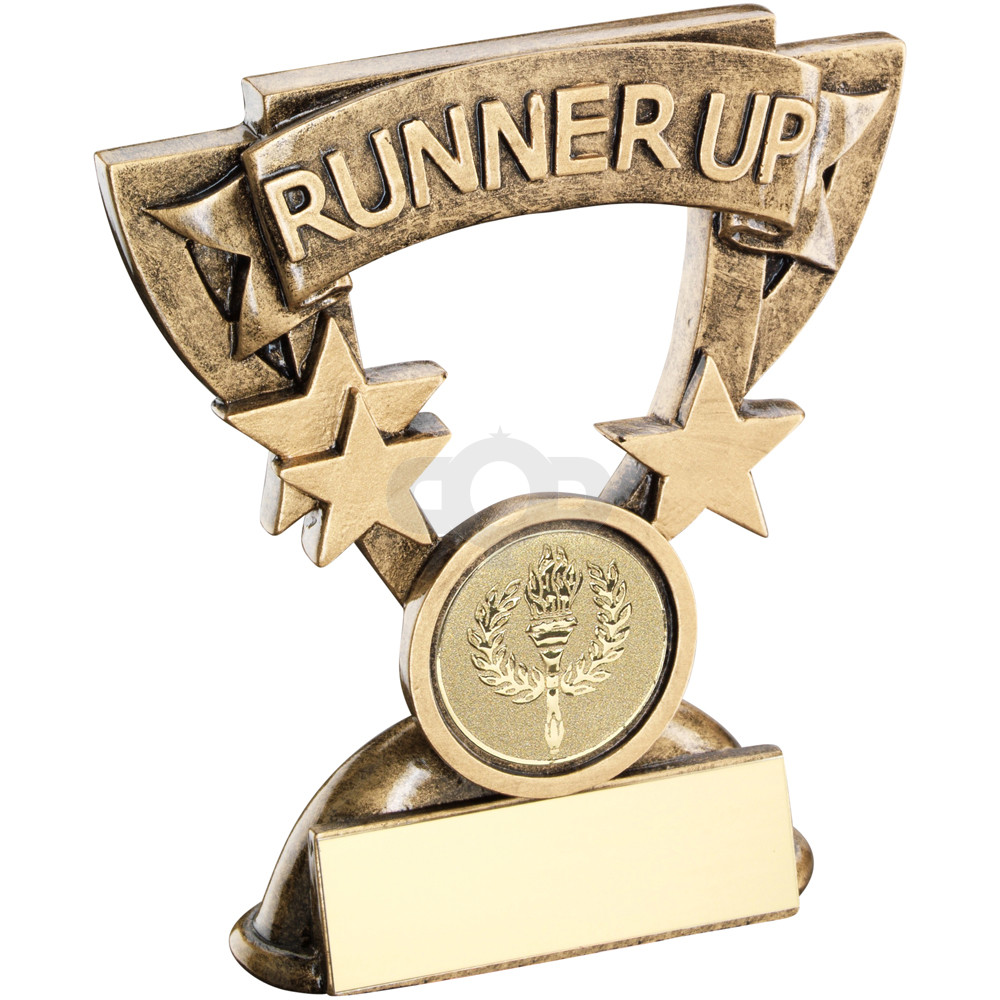 Runner-Up Mini Cup Trophy