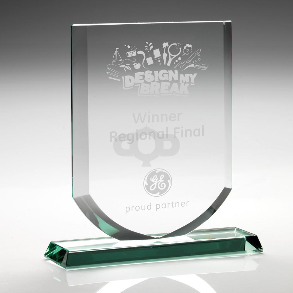Jade Glass Shield (10mm Thick)