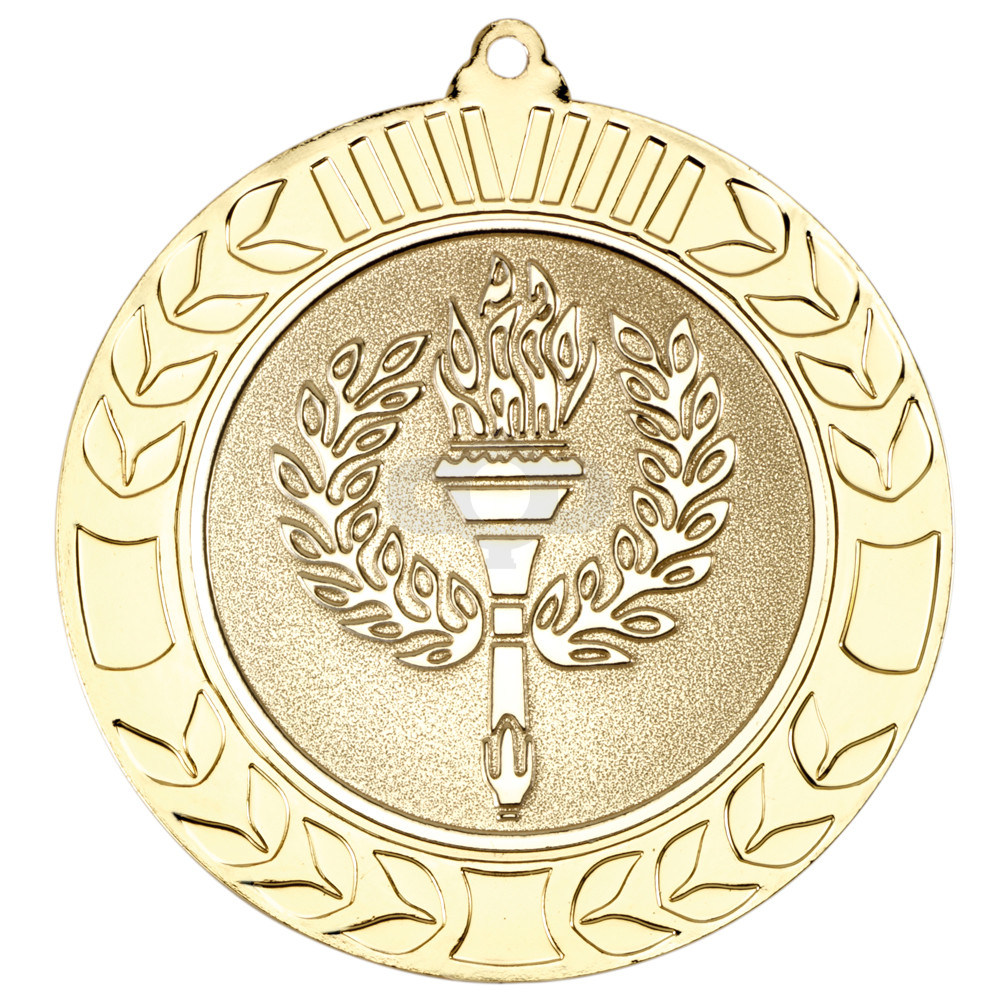 70mm Wreath Medal