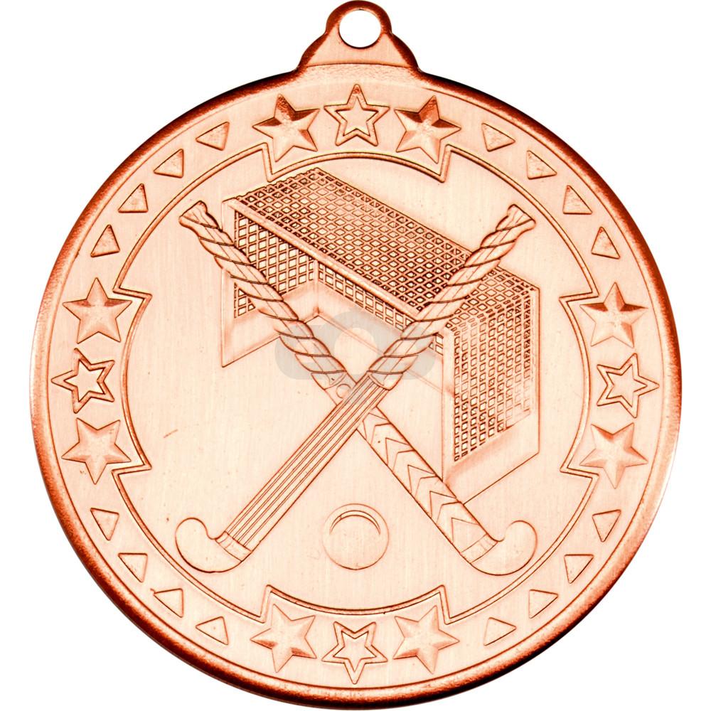 50mm Hockey Medal