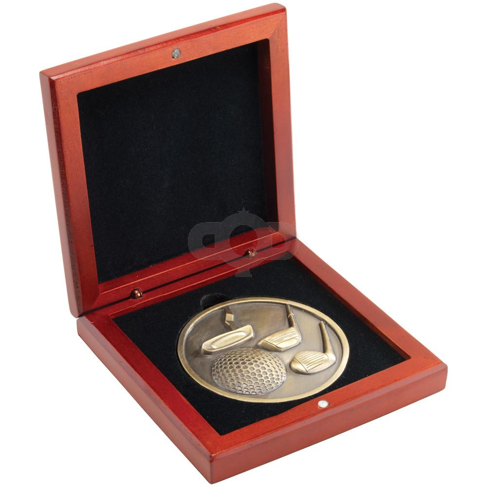 Rosewood Medal Box