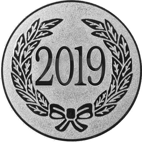 2019 date centre - Silver