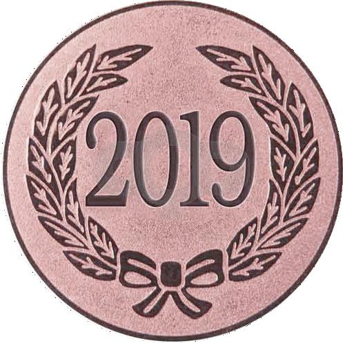 2019 date centre - Bronze