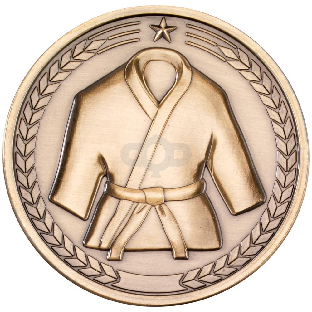 70mm Martial Arts Medallion