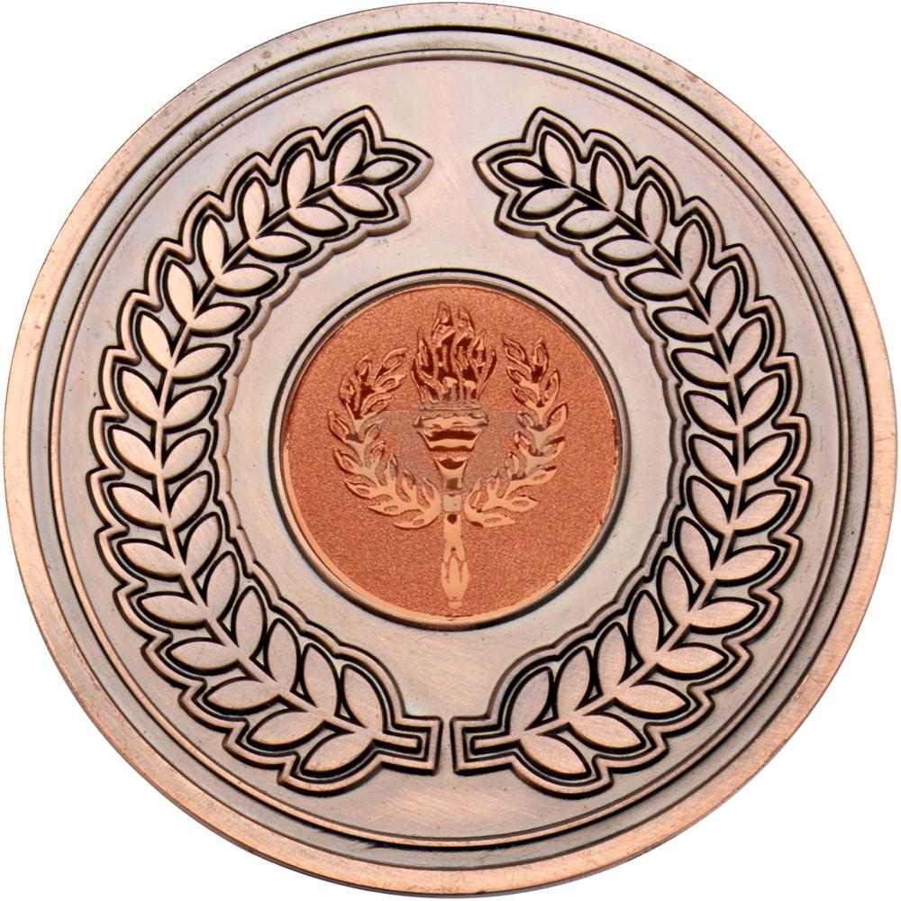 Wreath Medallion Bronze