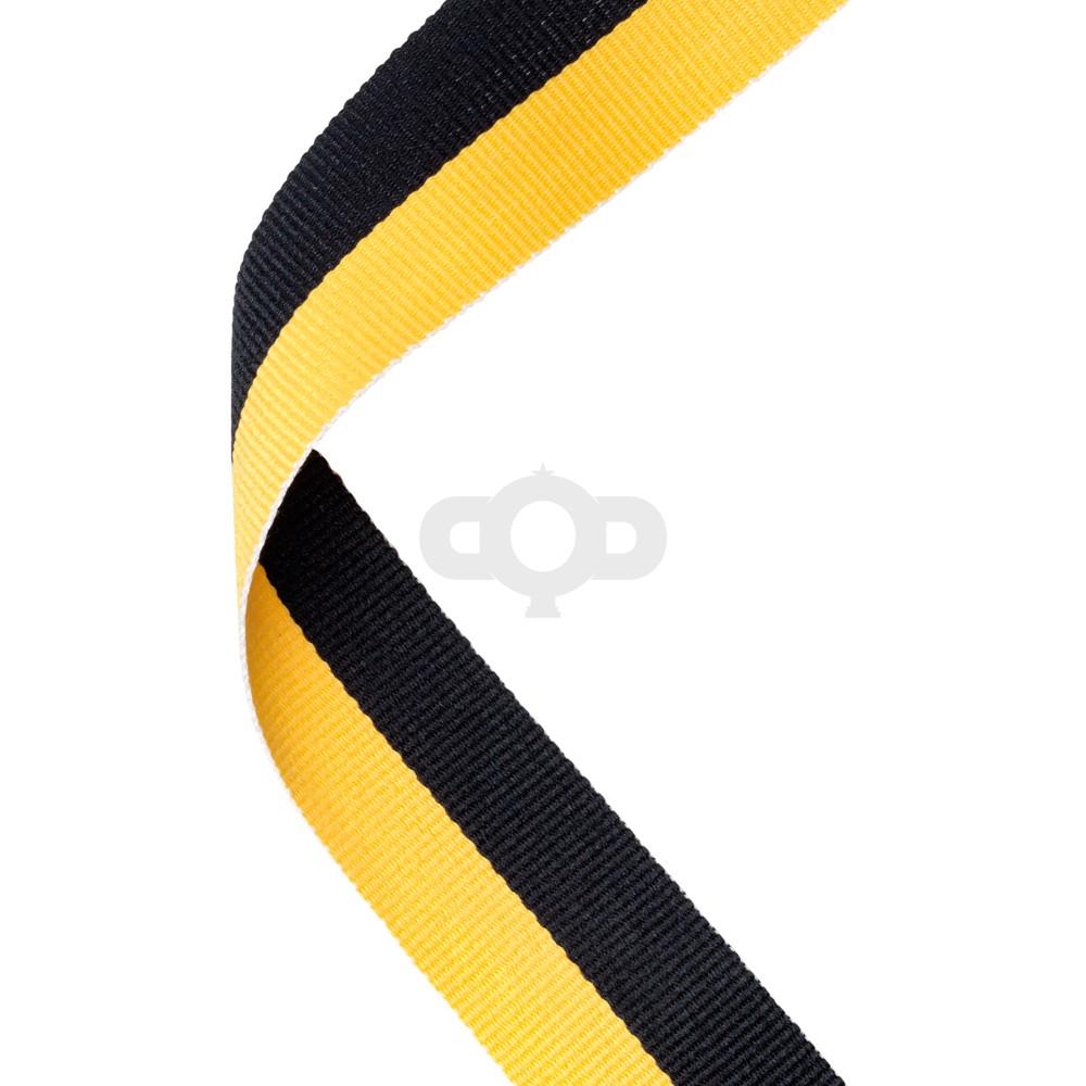 Black & Yellow Ribbon