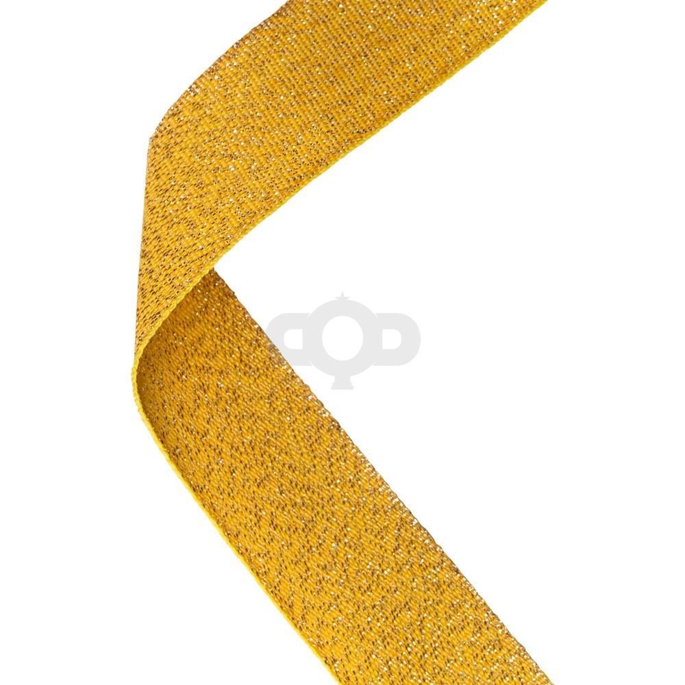 Glitter Gold Ribbon