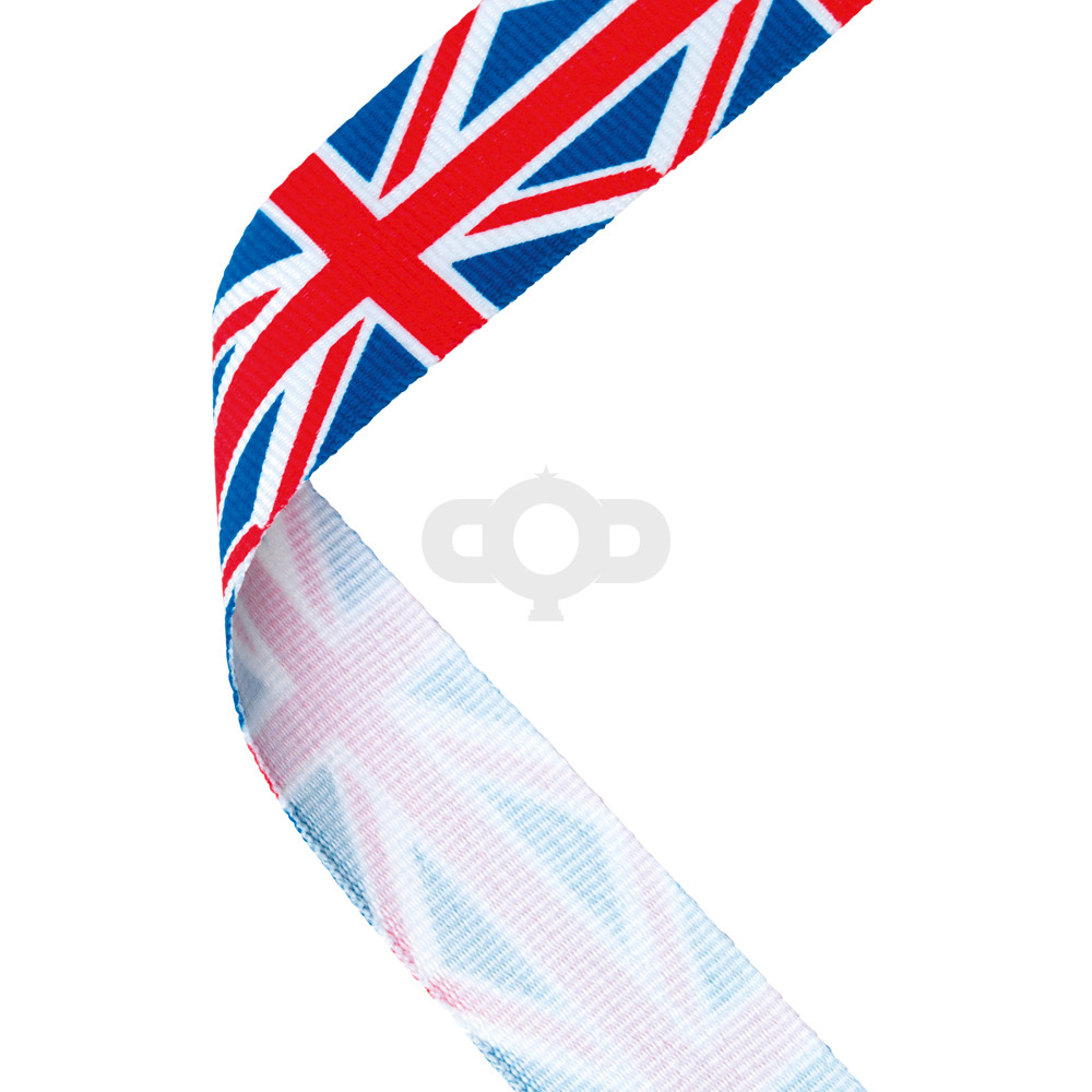 Union Jack Ribbon