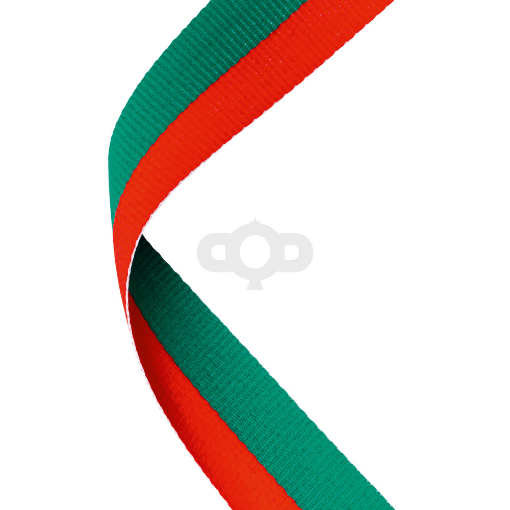 Red & Green Ribbon