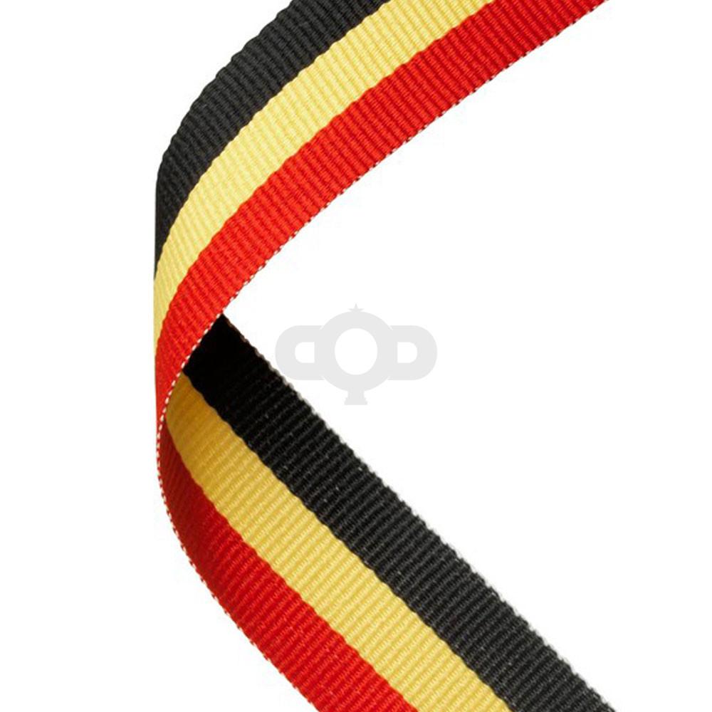 Red, Yellow & Black Ribbon