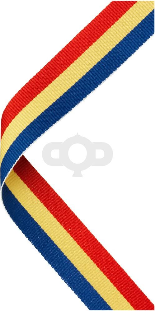 Red, Yellow & Blue Ribbon