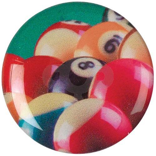 Pool Balls centre - Acrylic
