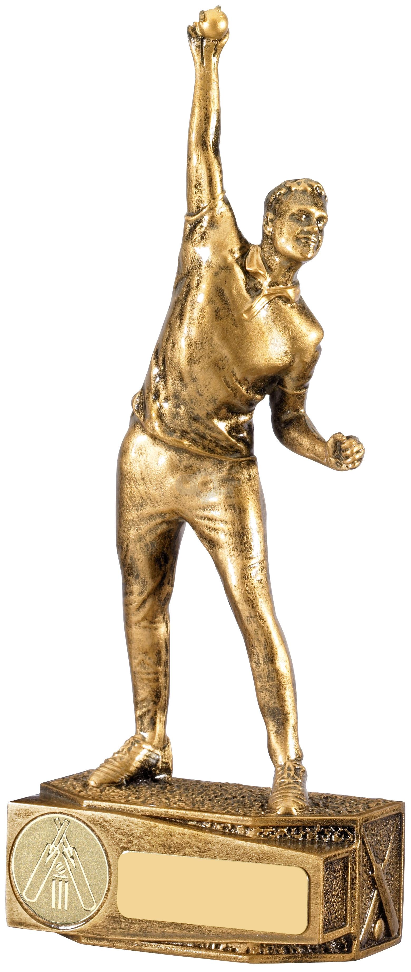 Male Cricket Bowler Award