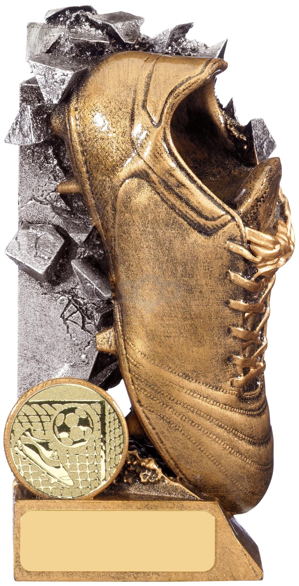 Breakout II Football Boot Trophy