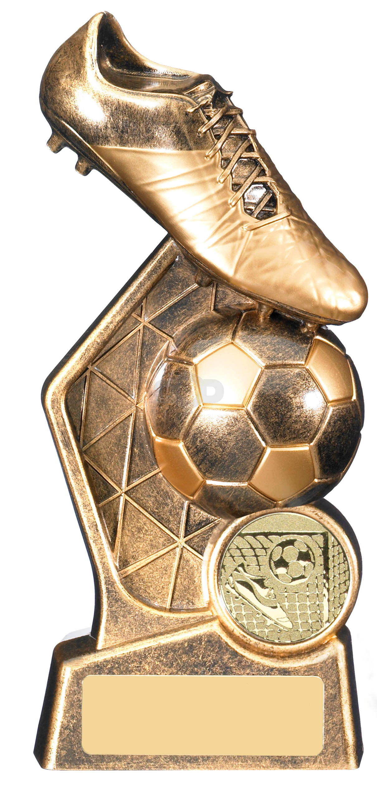 Hex Football Trophy